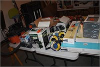 Absolute Auction-Tools, Plumbing and Electrical Supplies