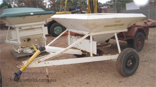 0 Crump Kurrajong 1000 - Farm Machinery for Sale