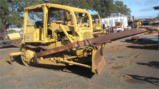 0 Caterpillar D4E - Heavy Machinery for Sale