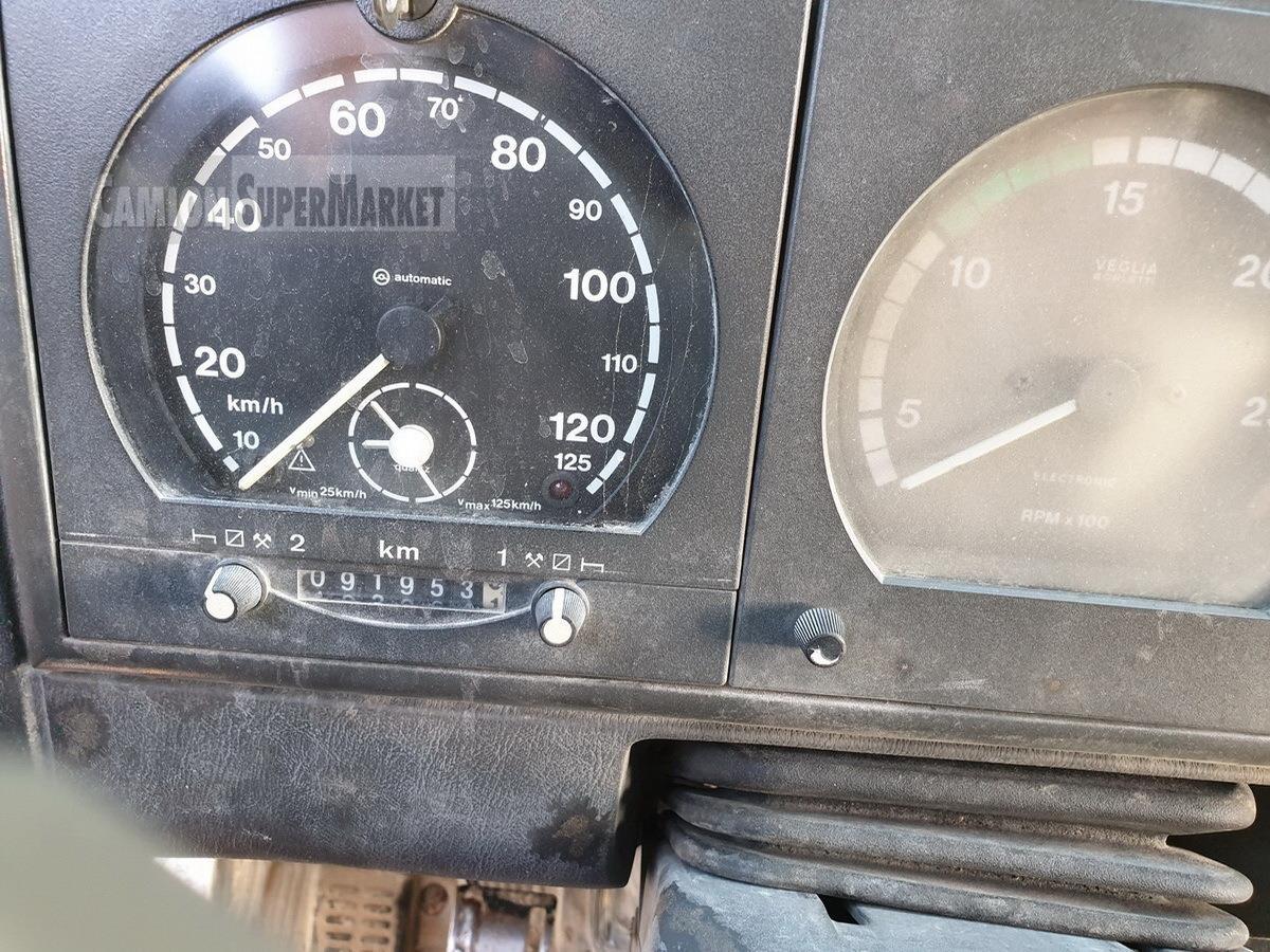 Iveco MAGIRUS 410E Usato 2003 Lazio