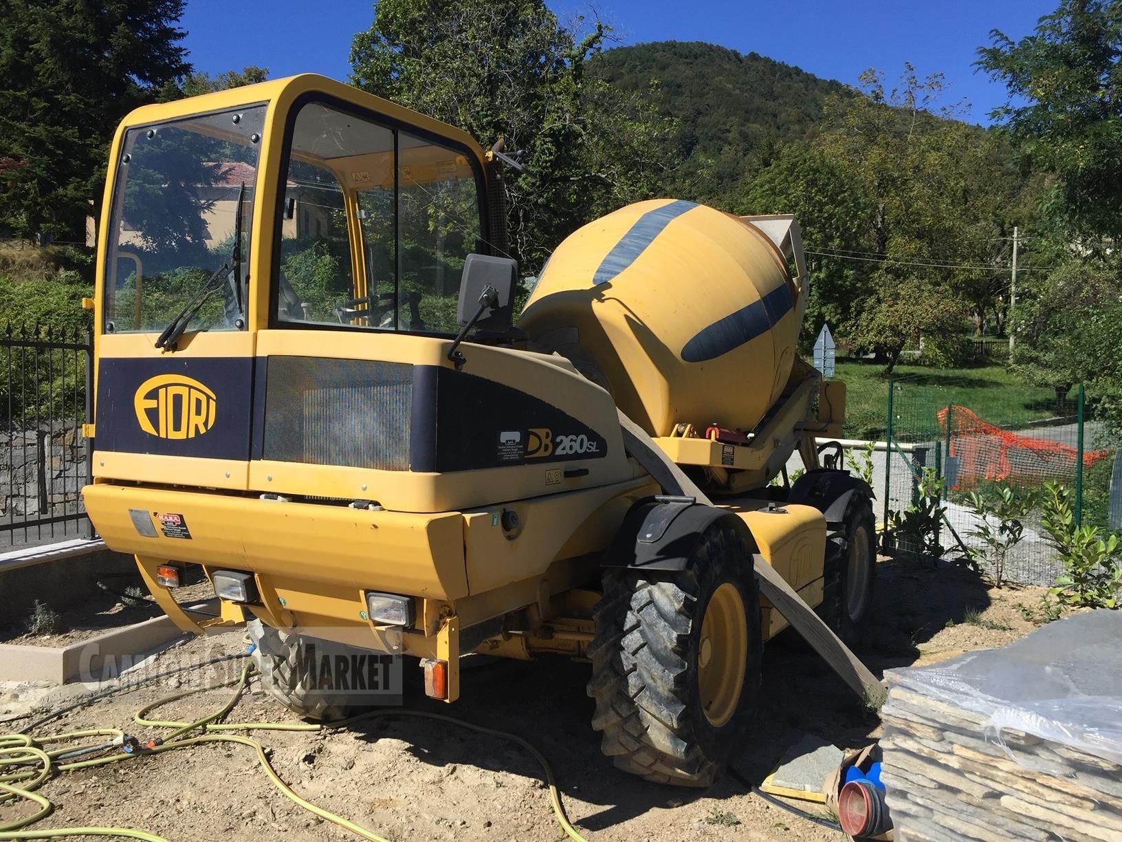 FIORI DB260SL Usato 2008 Piemonte