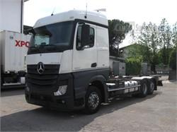 Mercedes-benz Actros 2542