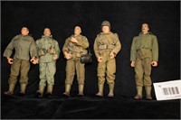 GI Joe Action Figures, Model Cars, & Toy Collectibles Part 1