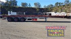 2009 Freighter Flat Top Trailer Semi Trailers