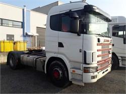 Scania P124.420  used