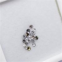 Genuine Loose Diamonds(0.3ct) (22 - JT165)   (D2)