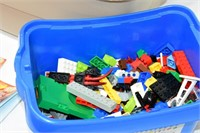 Tote of Lego