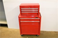 Waterloo Toolbox on Casters with Contents