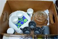 Mugs, Visor, Blender, etc.
