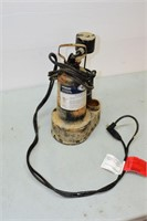 1/3HP Submersible Sump Pump
