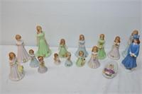 China Birthday Figurines