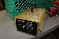 (2) Crates, Impact Guns, Vise, Pumps, etc.