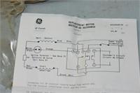 Furnace Motor (Appears Unused)