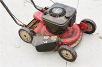 Homelite Gas Mower