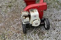 "MTD 5-HP Gas Powered 2"" Wood Chipper"