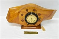 Mantle Clock (Unknown if Works)