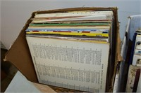 (2) Boxes of Records