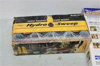 Hydro Sweep Super Broom & Stainstick