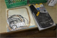 Group of Automotive Items