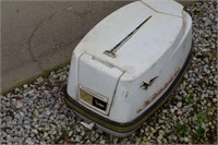 Johnson Outboard Motor Cover