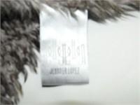 Jennifer Lopez Throw & (2) RedSunbrella Cushions