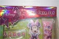 "Disney ""Minnie"" Nail Care Set"