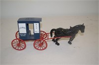 John Deere U.S. Mail Delivery Wagon & Horse