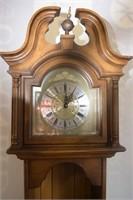 "Electric Grandfather Clock 71"" x 14"""