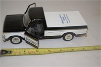 Ltd. Ed. SpecCast '79 Ford Pickup Coin Bank
