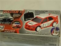 Mitsubishi Motors Radio Control Car 1:20 Scale