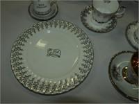 Anniversary Dishes- Royal Windsor, Royal Albert