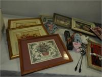 Frames, Coin Purses, Jean Purse, Steak Knives