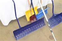 , Grp, of Snow Shovels and Roof Rake