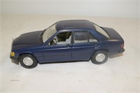 (2) Plastic Model Cars