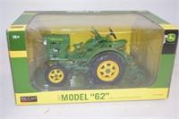 SpecCast 1937 Model '62 John Deere Tractor