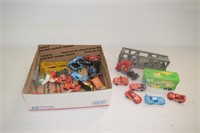 Collection of Miniature Cars, Trucks, etc.