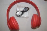 (3) Budweiser Bluetooth Headphones
