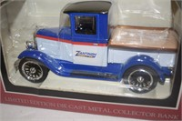 Ltd. Ed. Die Cast Metal Chevrolet Truck