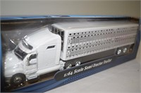 1:64 Scale Semi-Tractor Trailer (Back Doors