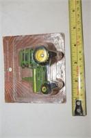 Die Cast Metal Replica John Deere Tractor