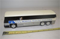 Prudential Plaza Coin Bank Bus
