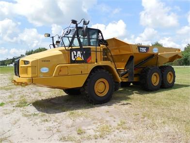 CATERPILLAR 725C For Sale - 104 Listings | MachineryTrader com