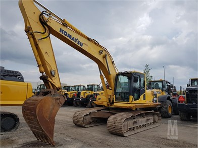 KOMATSU PC200 For Sale - 219 Listings   MarketBook ca - Page 1 of 9