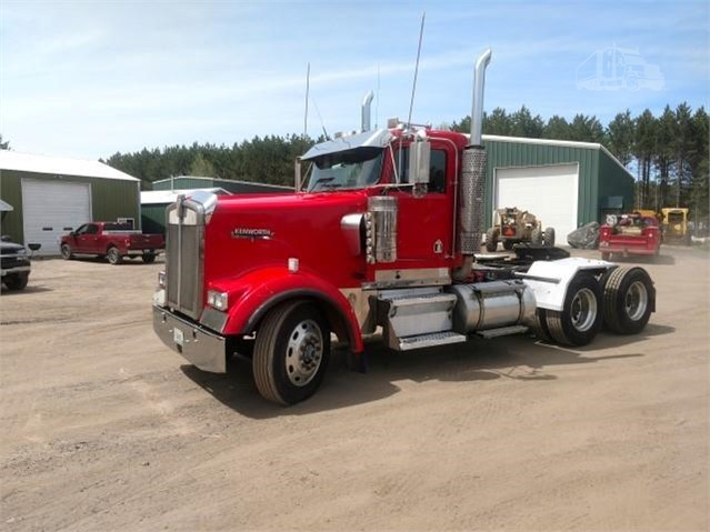 2000 KENWORTH W900 For Sale In Three Lakes, Wisconsin