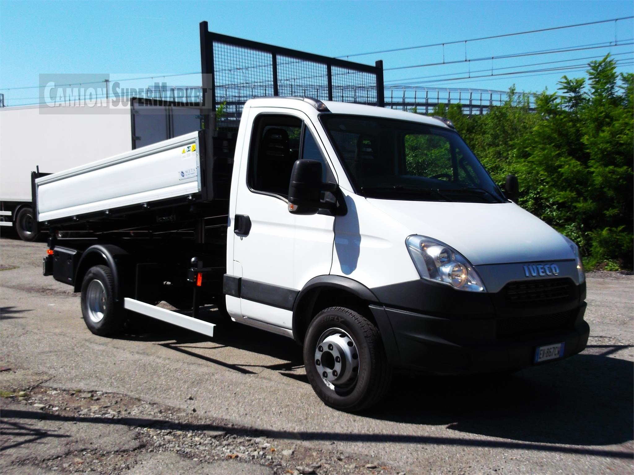 Iveco DAILY 70C21 Second-hand