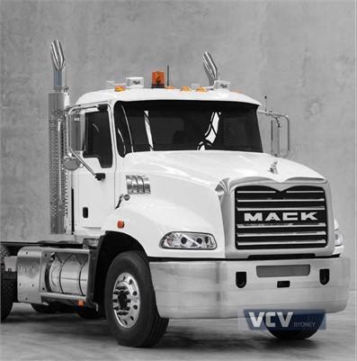 Mack Granite Distribution