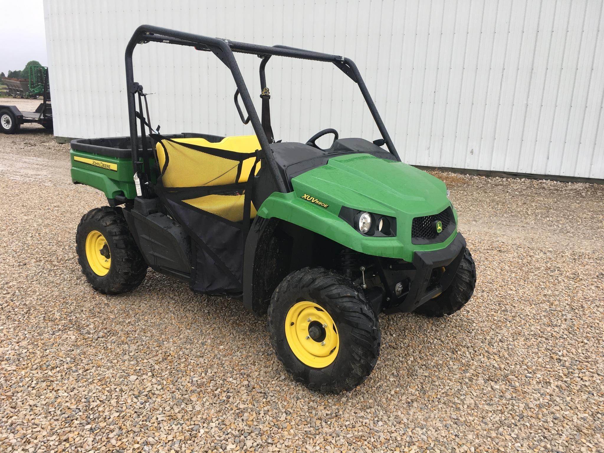 John Deere Gators For Sale >> 2018 John Deere Gator Xuv 590e For Sale In Jasper Indiana