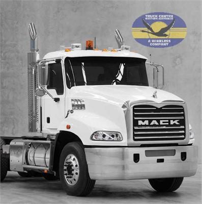 Mack Granite Vocational