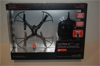 PROPEL ULTRA-X HD DRONE WITH LIVE VIDEO STREAMING