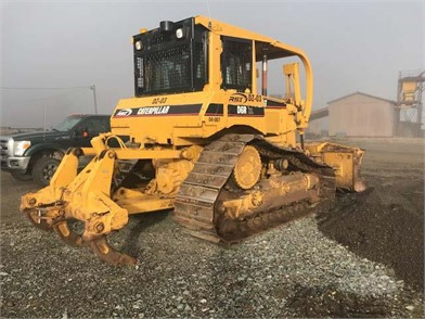 CATERPILLAR D6 For Sale In British Columbia - 10 Listings